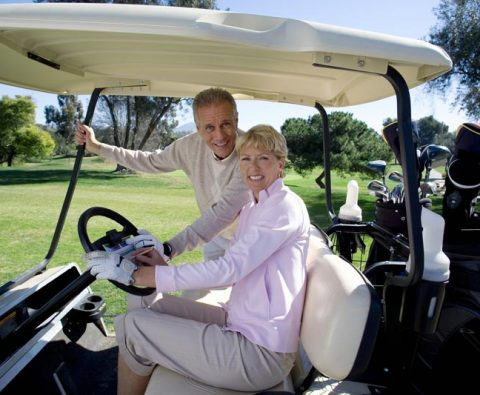 Pairing Wonderful Golf Courses with Top-class Dental Treatment
