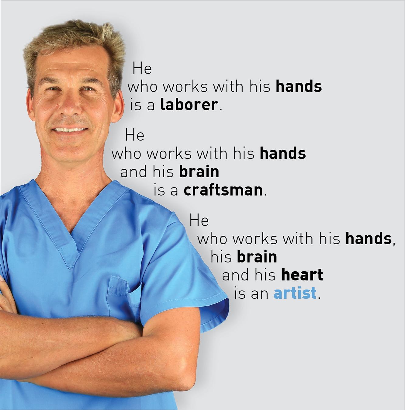 Dr. Cris Piessens crafter